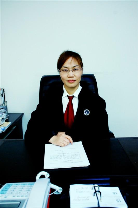 陈书秀律师