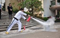 消防法對滅火器的規定