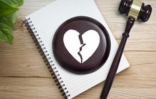 离婚协议书财产分配