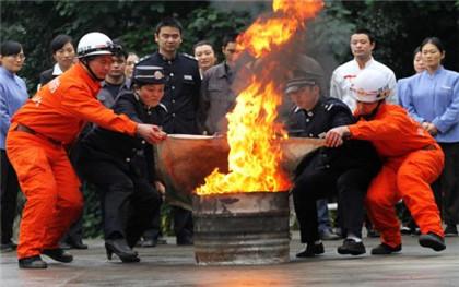 消防法关于消防组织的规定