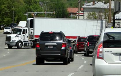 道路交通安全法对行人的规定