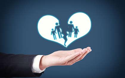 协议离婚财产分割怎么分