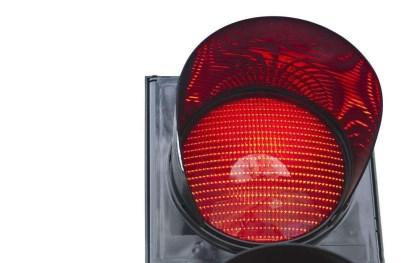 闯红灯怎么处罚