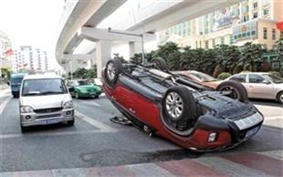 车祸十级伤残赔付