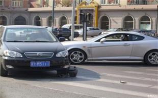 车祸十级伤残