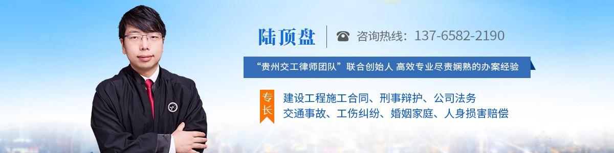 水城县陆顶盘律师