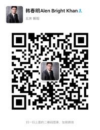 韩春明律师微信二维码