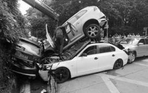 车祸保险理赔流程