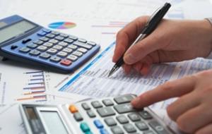 简单财务报表怎么做