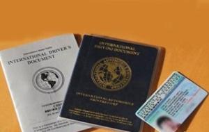 申请国际驾照的过程