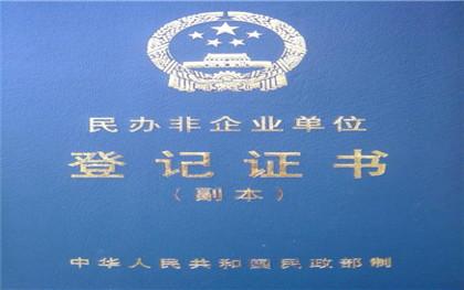 民办非企业单位的组织机构