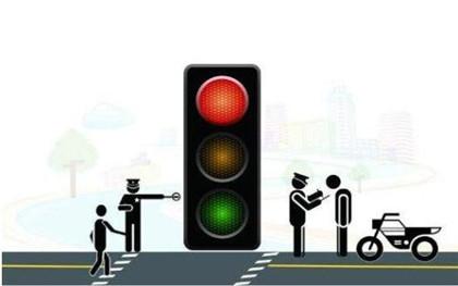 行人闯红灯造成交通事故的责任认定