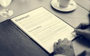 合同诈骗罪的立案标准