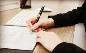 离婚协议书格式范本