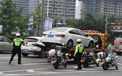 道路交通安全法规定的处罚有哪些