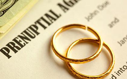 婚前协议效力