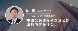 中国公民收养子女登记办法的内容是什么